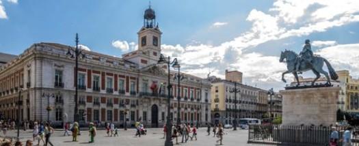 Puerta_Sol_Square